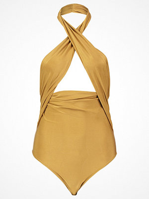 Missguided Linne olive