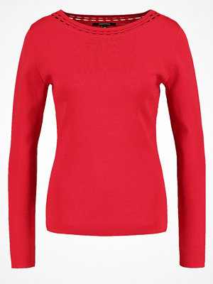 comma Stickad tröja red