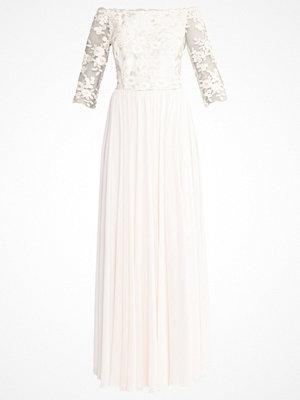 Young Couture by Barbara Schwarzer Festklänning vanille