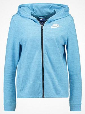 Cardigans - Nike Sportswear ADVANCE 15  Kofta vivid sky/white