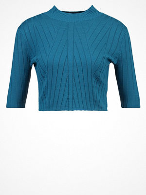 Glamorous Petite Stickad tröja teal
