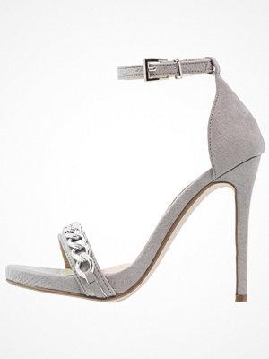 Missguided Sandaletter grey