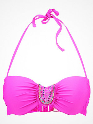 Hunkemöller HANDCRAFT GLAM Bikiniöverdel pink