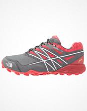 Sport & träningsskor - The North Face ULTRA MT GTX Löparskor terräng cayenne red/zinc grey