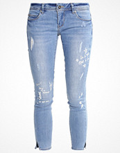 Jeans - Only ONLCORAL Jeans Skinny Fit light blue