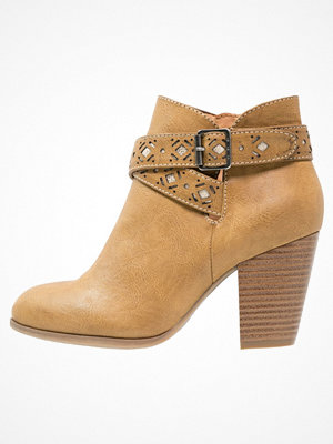 Anna Field Ankelboots whiskey