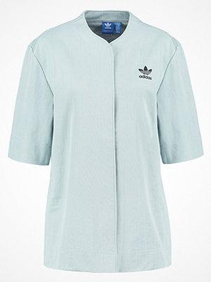 Adidas Originals BRKLYN HEIGHTS Tshirt med tryck petrol