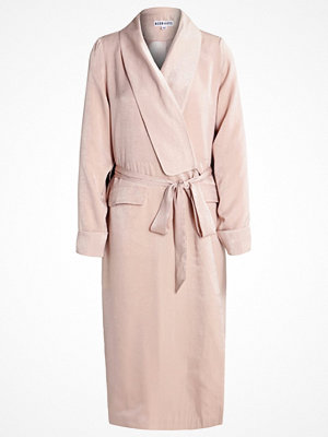 Neon Rose HAMMERED Trenchcoat nude