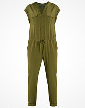 Jumpsuits & playsuits - Even&Odd Overall / Jumpsuit khaki