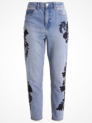 Jeans - Topshop Jeans relaxed fit bleach