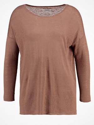 Zalando Essentials Stickad tröja taupe