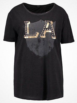 Replay Tshirt med tryck black