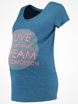 Noppies MIRRA Tshirt med tryck sky blue