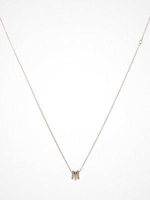 Michael Kors ICONIC Halsband goldcoloured/rose goldcoloured/silvercoloured