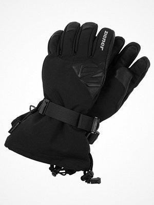 Handskar & vantar - Ziener GOFRIED Fingervantar black