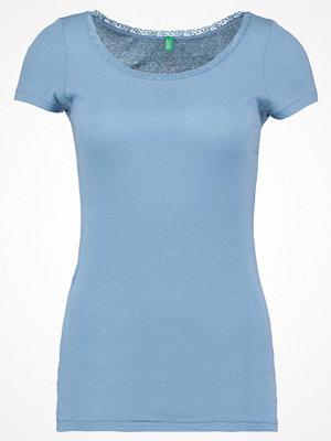 Benetton Tshirt bas blue