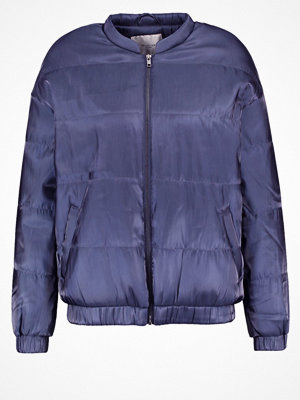 Selected Femme SFVICKY Bomberjacka ombre blue