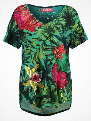 Desigual CARLYLE Tshirt med tryck verde johan
