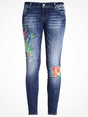 Fracomina Jeans Skinny Fit contraststone