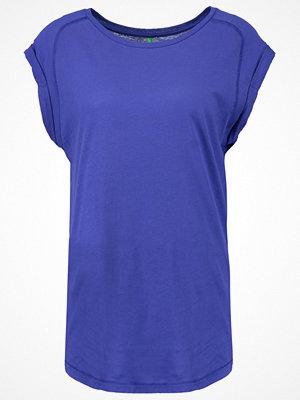 Benetton Tshirt bas violet
