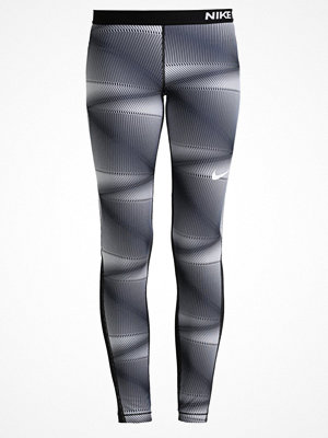 Sportkläder - Nike Performance PYRAMID Tights black/white