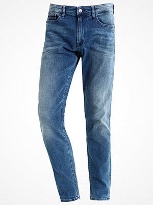 Jeans - Calvin Klein Jeans DRY RIVER SKINNY Jeans slim fit denim