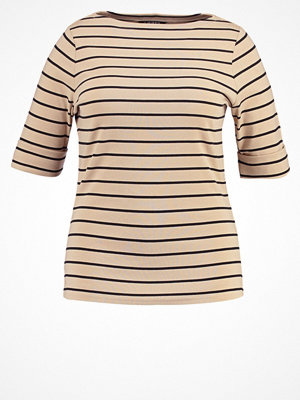 Lauren Ralph Lauren Woman JUDY Tshirt med tryck pale wheat/polo