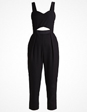 Jumpsuits & playsuits - Topshop Overall / Jumpsuit black