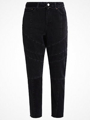 Jeans - Topshop Jeans relaxed fit washedblack