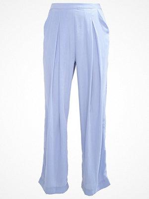 Neon Rose Tygbyxor blue