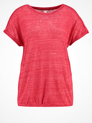 Q/S designed by Tshirt med tryck red