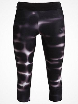 Adidas Performance RESPONSE Träningsshorts 3/4längd black