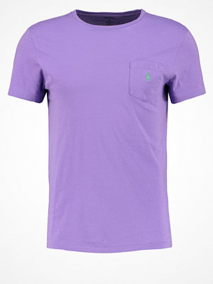 T-shirts - Polo Ralph Lauren CUSTOM FIT Tshirt bas bath purple