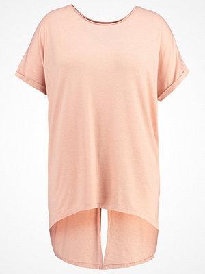 Junarose JRRAGNA  Tshirt bas peach beige