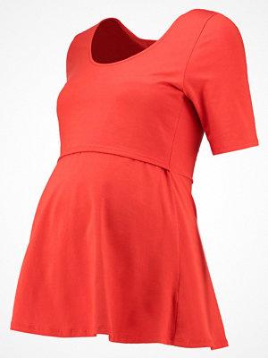 Boob Tshirt bas soft red