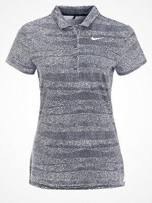 Pikétröjor - Nike Golf PRECISION  Piké black/white/metallic silver