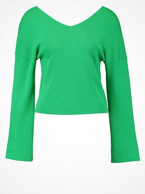 Topshop Stickad tröja green