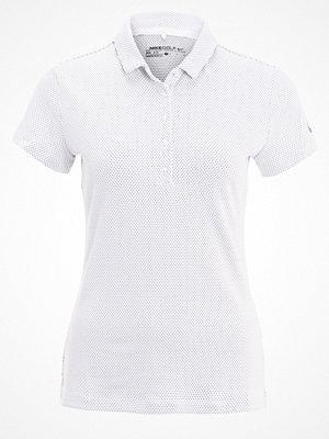 Nike Golf PRECISION  Funktionströja white/metallic silver