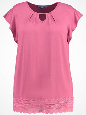 T-shirts - Anna Field Curvy Tshirt med tryck rose wine