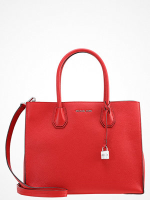 MICHAEL Michael Kors MERCER  Handväska bright red
