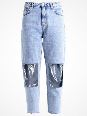 Topshop Jeans relaxed fit blue