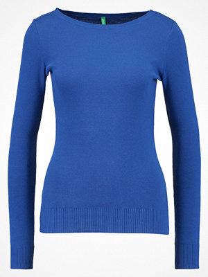 Benetton Stickad tröja bleuette