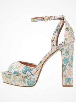 Topshop MARGOT Sandaletter multicolor