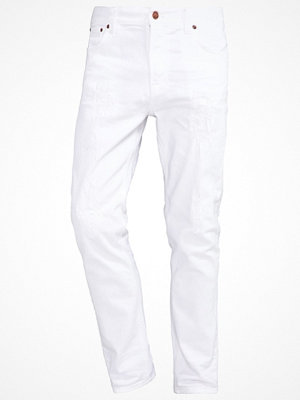 Jeans - Nudie Jeans BRUTE KNUT Jeans relaxed fit pitch white