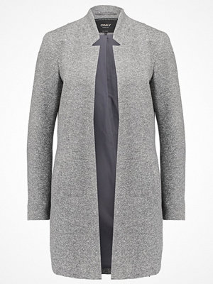 Only ONLLIKA  Blazer dark grey melange