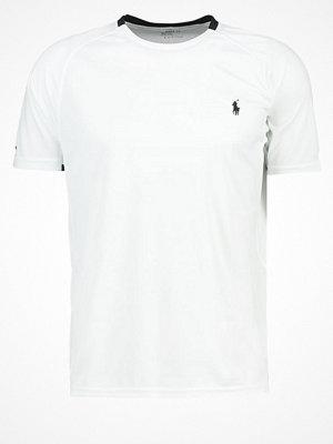 Sportkläder - Polo Sport Ralph Lauren Funktionströja pure white