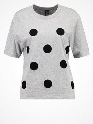 Topshop BOUTIQUE Tshirt med tryck greymarl