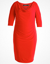 Lauren Ralph Lauren Woman Fodralklänning signature red