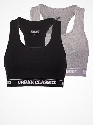 Urban Classics 2 PACK Linne black/grey