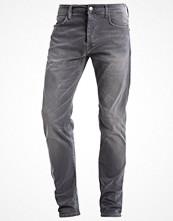 Jeans - Carhartt WIP KLONDIKE GRENADA Jeans straight leg grey gravel washed